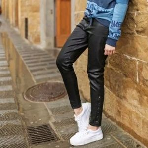 New Gap High Stretch Inner Cozy Leggings Size 27